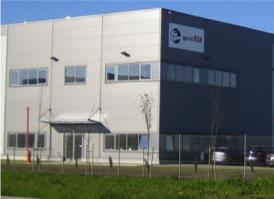 sprintBOX GmbH Standort Breslau Halle