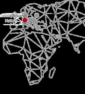 sprintBOX GmbH Standort Hallein Karte