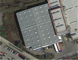 Standort Horb am Neckar Halle