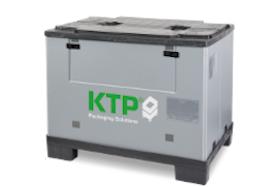 ehälter Super Quad Box reinigen mit der sprintBOX Behälterreinigung